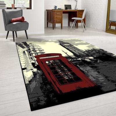 范登伯格 - 寶萊 美式流行地毯 - 鐘塔 (160 x 225cm)
