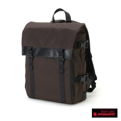 ARTISAN & ARTIST 都會風格 減壓後背包包 (棕) BP300-BRN