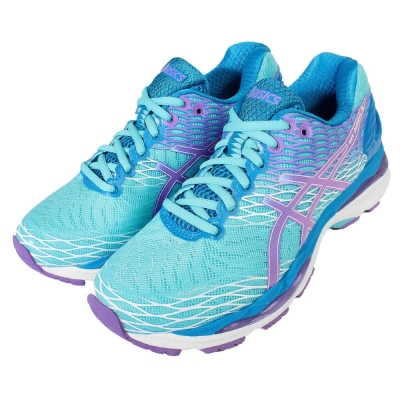 Asics-慢跑鞋-Gel-nimbus-18-女