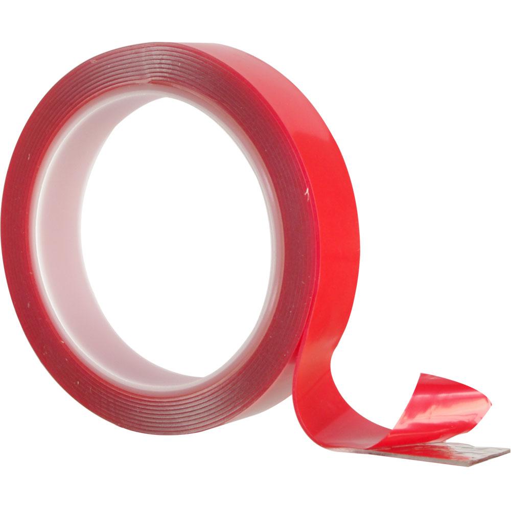 黏TT 透明無痕強力貼二捲 (2x300x0.1cm)