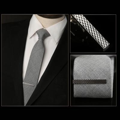 拉福   領帶夾窄版領帶夾窄領夾(多款)