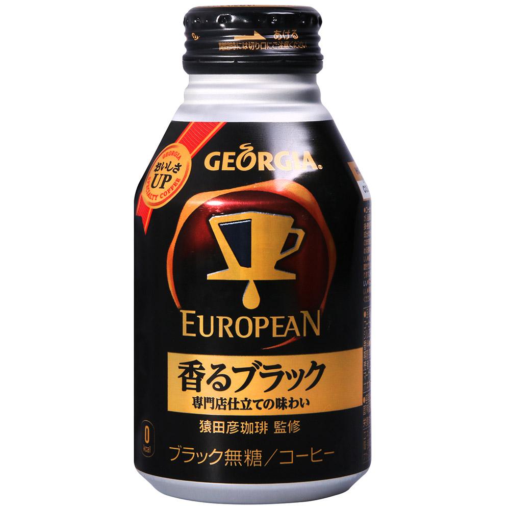 Coca-cola 歐風香醇咖啡飲料(290ml)