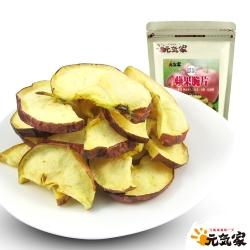 元氣家 蘋果脆片(100g)
