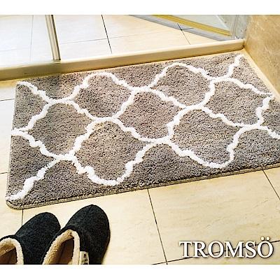 TROMSO凱薩頂級厚絨毛吸水大地墊-皇家格調