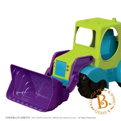美國B.Toys 大力士推土機