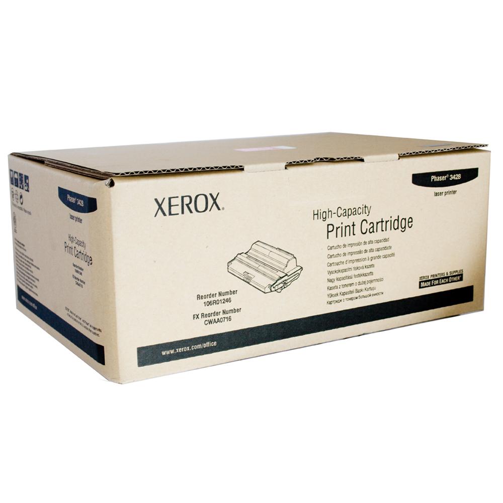 FujiXerox 3428 DN 原廠碳粉匣 (CWAA0716) *2支