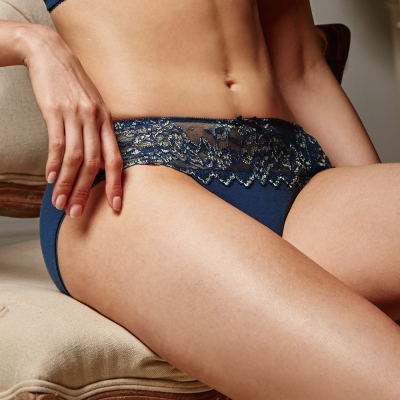La-Felino-甜漾金星三角褲-晶亮藍