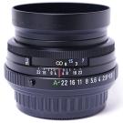 PENTAX SMC FA 43MM F1.9 LIMITED 黑色 (公司貨)