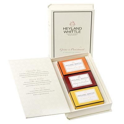 H&W英倫薇朵 英倫騎士限量藏書禮盒