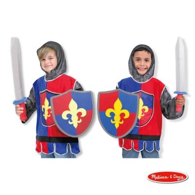 美國瑪莉莎Melissa & Doug 角色扮演 - 騎士服遊戲組