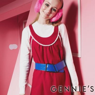 Gennies奇妮–舒適羊毛秋冬孕婦上衣(GSY12)-2色可選