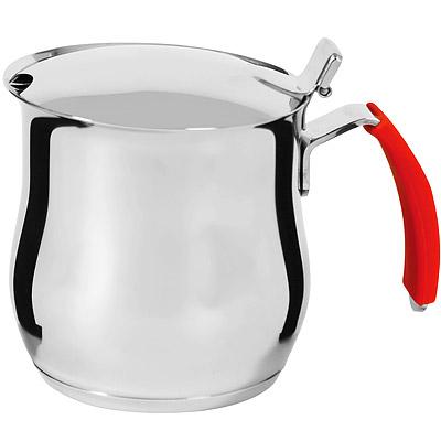 EXCELSA Ciop不鏽鋼附蓋咖啡壺(0.35L)