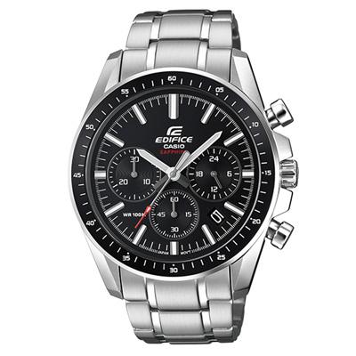 EDIFICE 炸裂時速賽車錶(EFB-570D-1A)-44.7mm