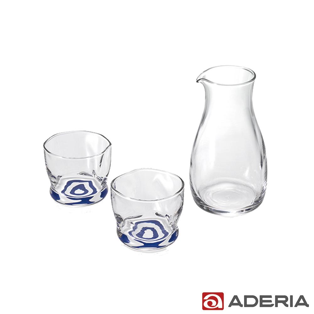 ADERIA 日本進口品清酒(1盅2杯)套組-蛇目款
