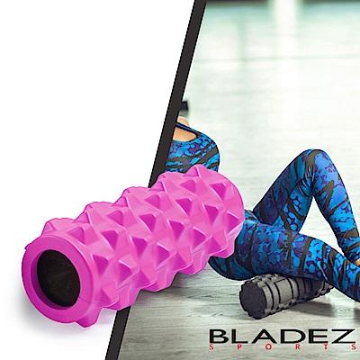 【BLADEZ】深層狼牙棒按摩滾筒-短版-粉紅色