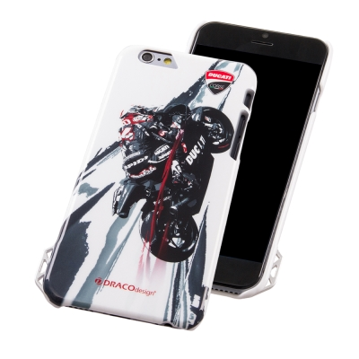 DRACOdesignxDUCATI iphone 6 /6s  聯名手機殼(Moto GP2)