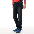 【hilltop山頂鳥】男款THERMOLITE保暖牛仔長褲H31MJ1-深藍