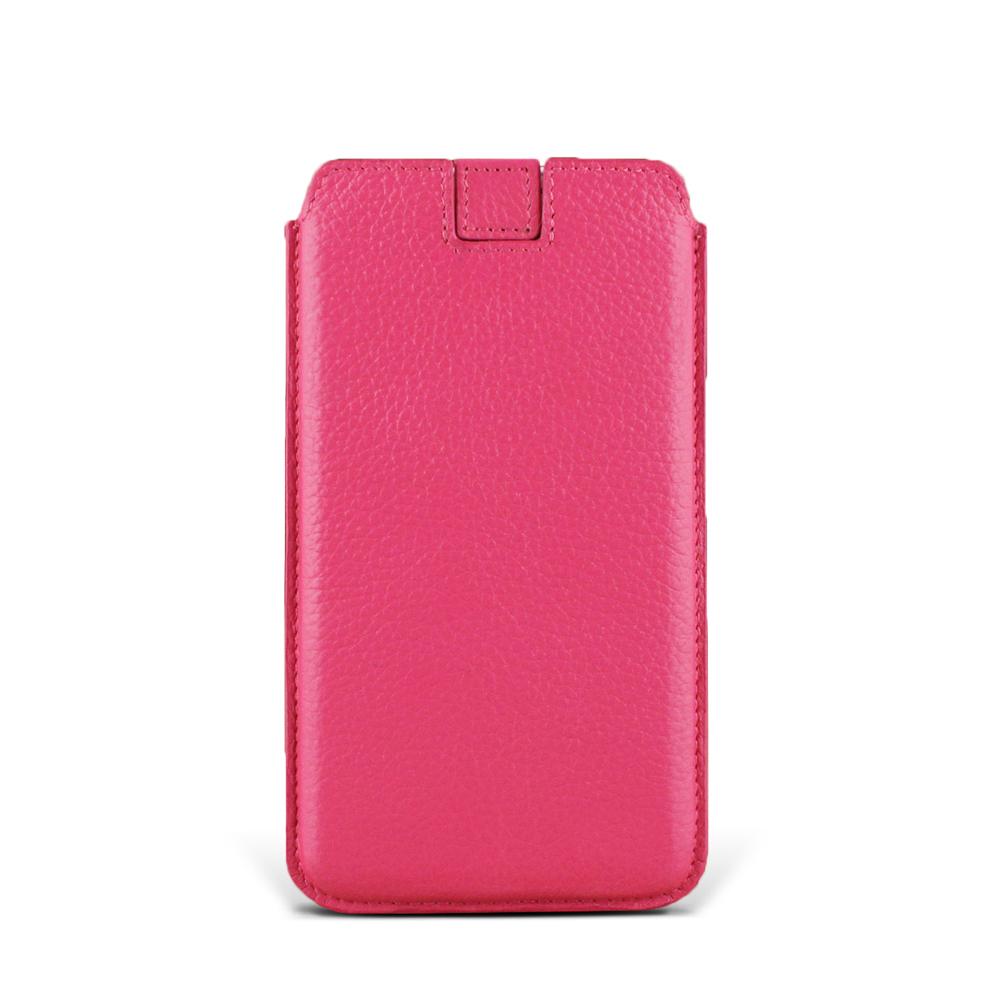 iphone i7 Plus / i8 Plus Style-G1 貝殼式抽拉帶 客製化皮套