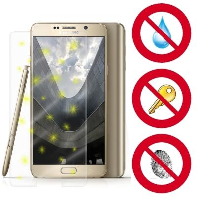 D&A 三星 Galaxy Note 5 (5.7吋)電競專用玻璃奈米5...