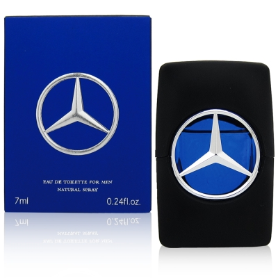 Mercedes Benz 王者之星男性淡香水7ml