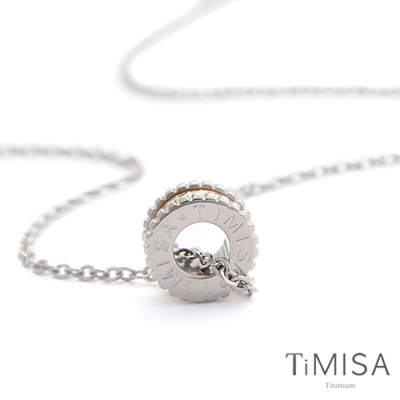 TiMISA《愛戀御守(S)》純鈦項鍊E