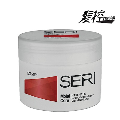 FARCOM 髮控 深層保濕修護髮膜300ml(乾損髮質/滋潤)