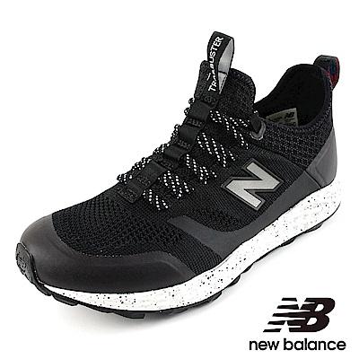 NEW BALANCE復古運動鞋-男MFLTBDBK黑色