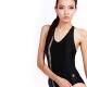 義大利DIANA 成人時尚連身泳裝 銀色 R110019 product thumbnail 1