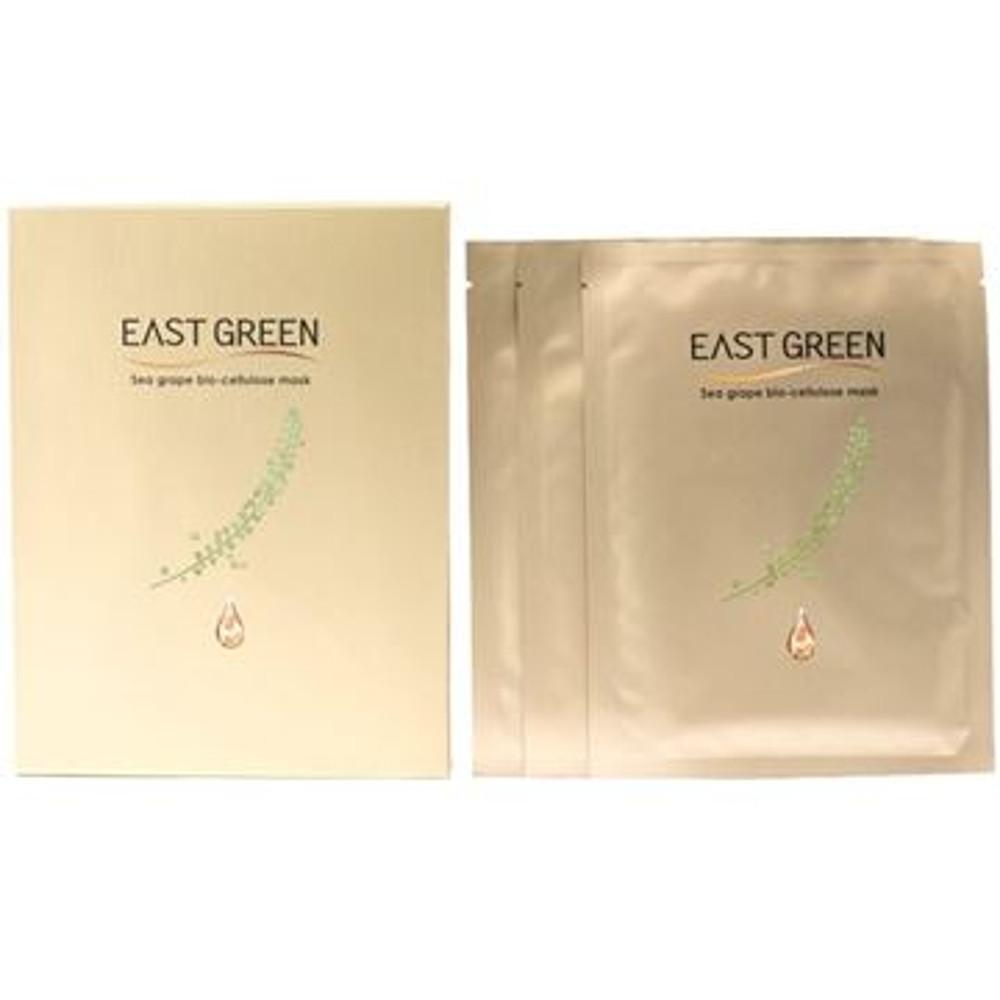EAST GREEN 海葡萄生物纖維面膜(三片裝)