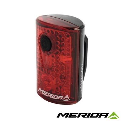 《MERIDA》美利達 3LED後燈 USB充電 1737