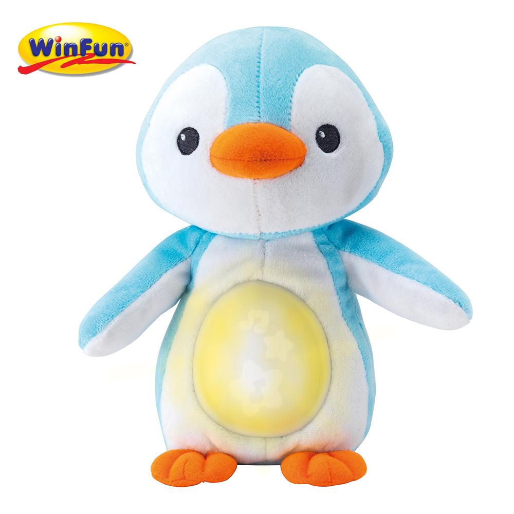 WinFun 安撫音樂小企鵝(共2色)