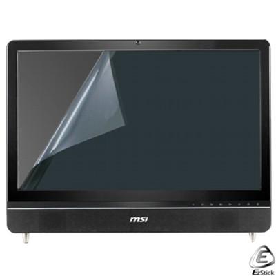 EZstick靜電式霧面螢幕貼 - MSI Wind Top AE2400 23吋寬