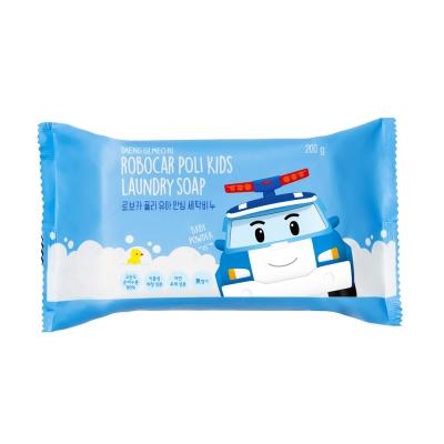 Poli波力-救援小英雄嬰兒洗衣皂(200g)