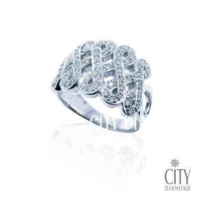 City Diamond『維納斯』鑽戒