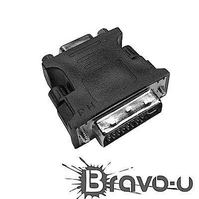 Bravo-u VGA to DVI 轉接頭(2入組)