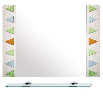【愛麗絲仙鏡】琉璃鏡-晶英窯燒鏡