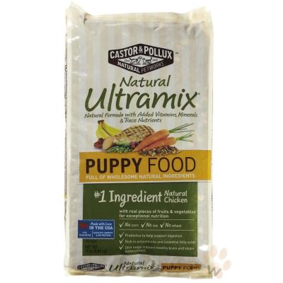 Natural Ultramix奇跡天然寵物食品-幼母犬 15 磅