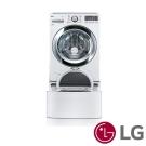 LG 樂金 18+2.5公斤雙能洗蒸洗脫(典雅白)WD-S18VBW TWINWash
