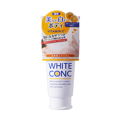 WHITE CONC 美白身體磨砂膏 180G