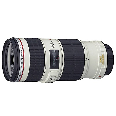 CANON EF 70-200mm f/4L IS USM 遠攝變焦鏡頭*(平輸)