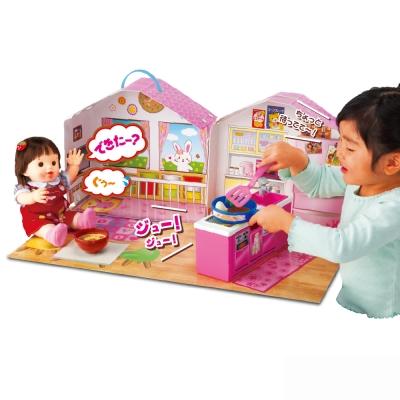 POPO-CHAN會說話的廚房客廳組合(不含洋娃娃)