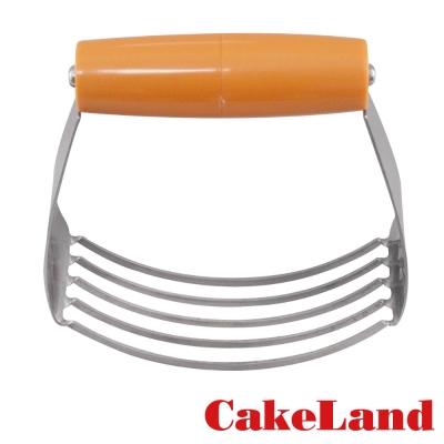 【日本CAKELAND】不鏽鋼奶油切刀
