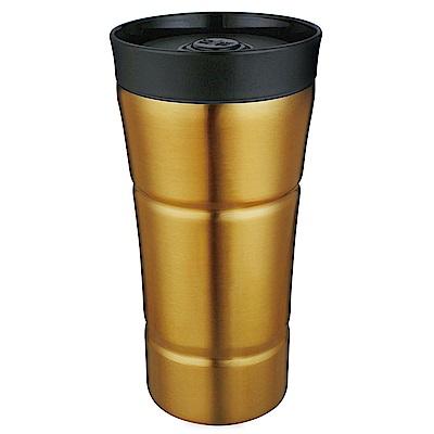 咖啡專用-魔法保溫杯 CM-360S  (魔力紅/貴族金隨機出貨)