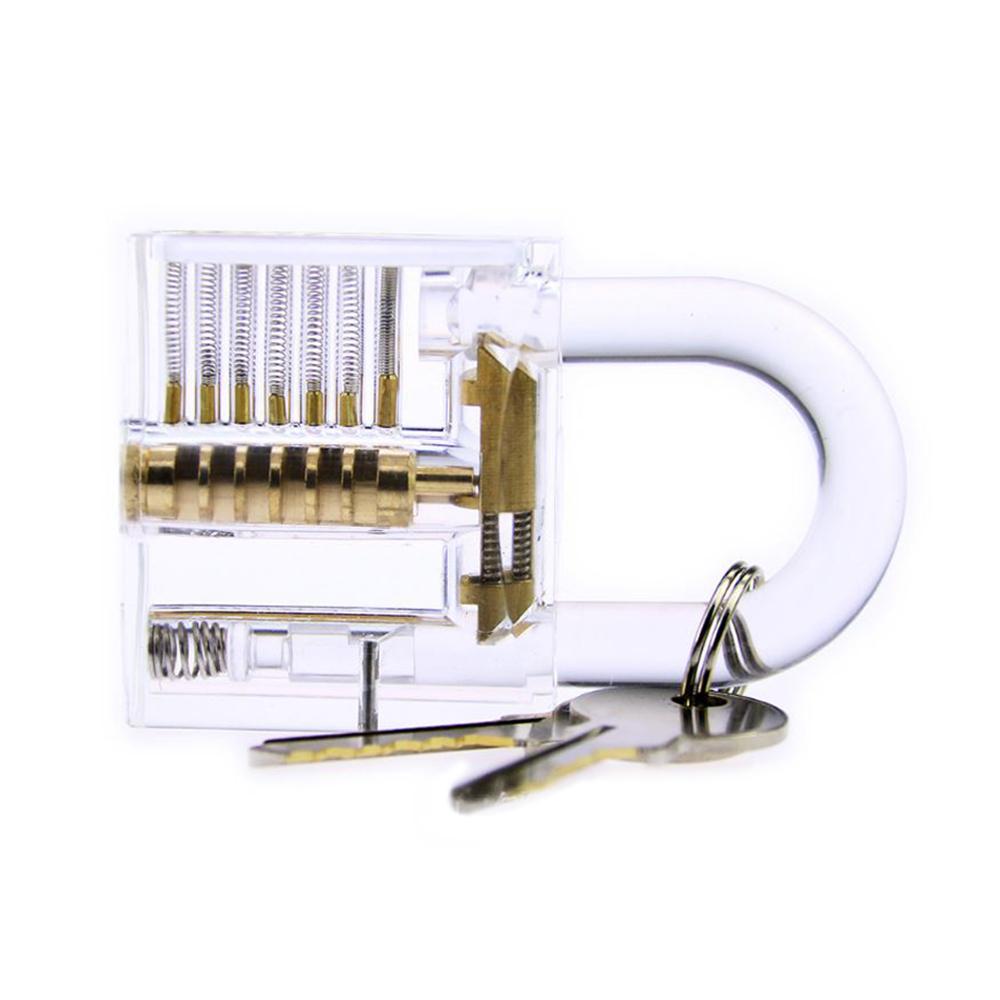 賽先生科學 鎖匠的挑戰-DIY益智透明掛鎖