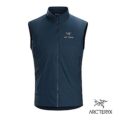 Arcteryx 男 Atom SL 化纖保暖背心 夜景藍