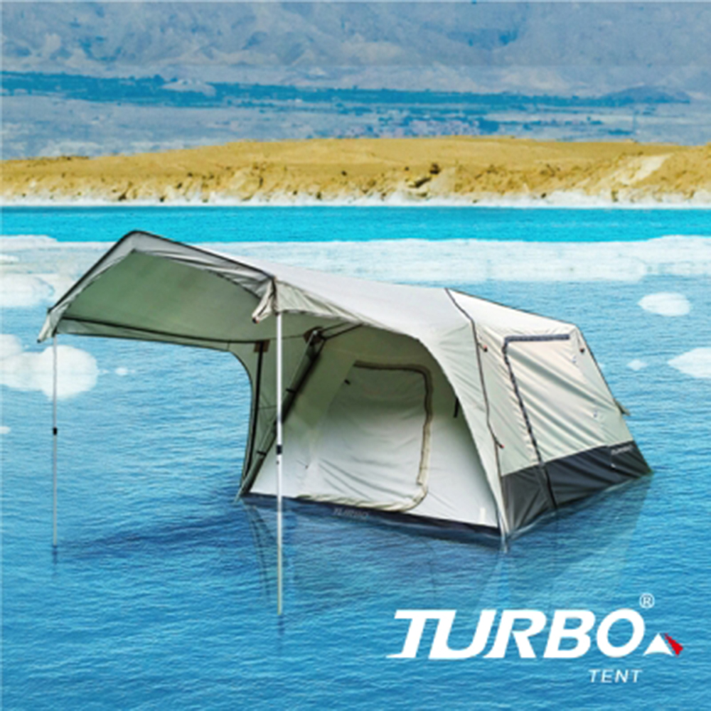 Turbo Tent 專利快速帳篷 Turbo Lite 270-6人帳