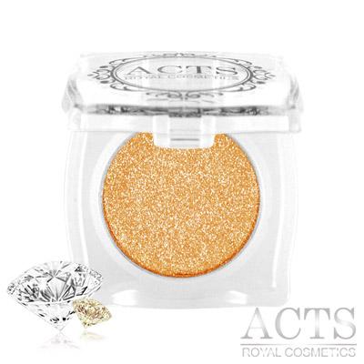ACTS維詩彩妝 魔幻鑽石光眼影 拉丁香橙鑽D220