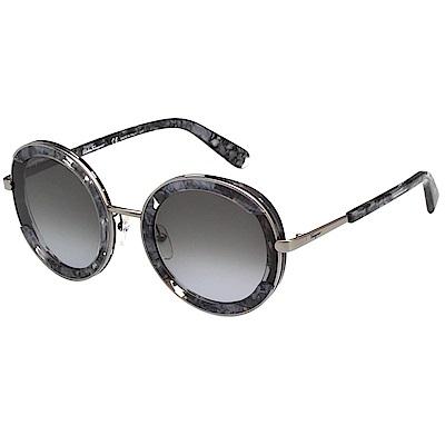 Salvatore Ferragamo 太陽眼鏡(槍色+花漾大理石)SF164S