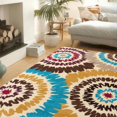 【Ambience】Milano 現代地毯 -向陽(160x230cm)