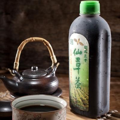 關西農會 仙草茶 12瓶 (960ml/瓶)